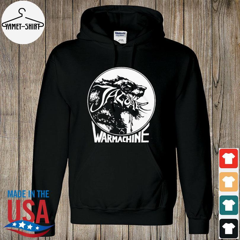 Official Jaguar war machine s hoodie