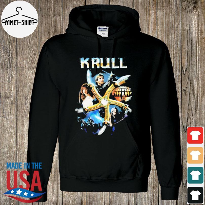 Official Krull krull s hoodie