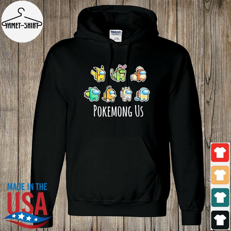 Official Pokemong Us s hoodie