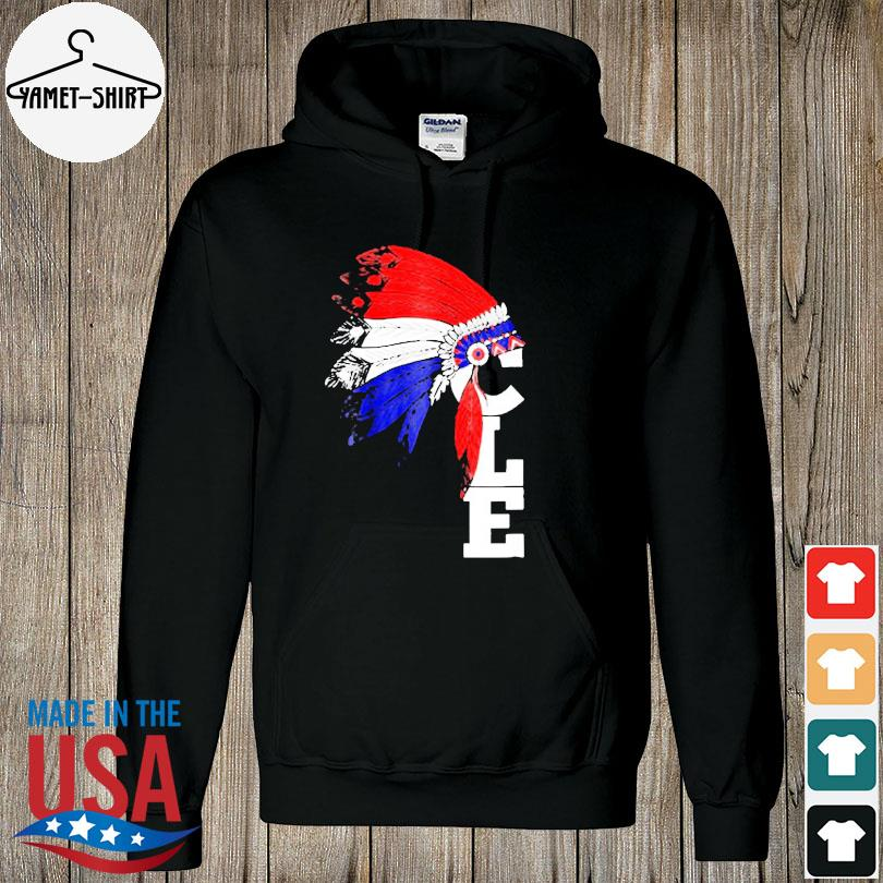 Cleveland Iroquois Indian Tribe Shirt hoodie